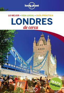 portada Lonely Planet Londres de Cerca (Lonely Planet London (Spanish))