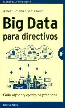 portada Big Data Para Directivos