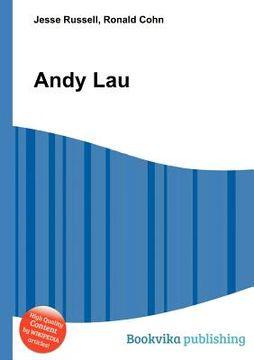 portada Andy lau (libro en Inglés)