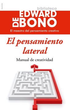 portada El Pensamiento Lateral: Manual de Creatividad
