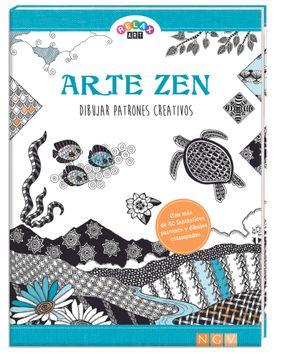 portada Arte zen Dibujar Patrones Creativos