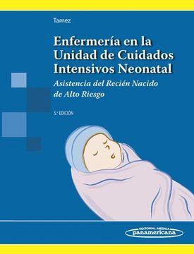 portada Enfermería en la Unidad de Cuidados Intensivos Neonatal. (Próxima Publicación)