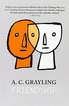 portada Friendship (Vices and Virtues) (libro en Inglés)
