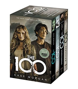 portada The 100 Complete Boxed set (libro en Inglés)