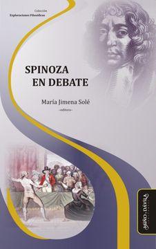 portada Spinoza en Debate