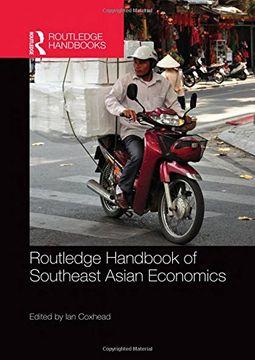 portada Routledge Handbook of Southeast Asian Economics (Routledge Handbooks) (libro en Inglés)