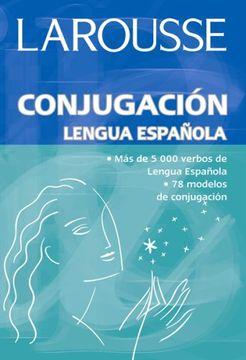 portada Conjugacion Lengua Espanola/ Conjugation Spanish Language