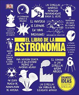 portada El Libro de la Astronomía