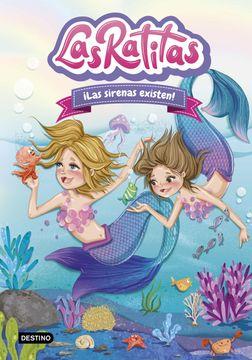 portada Las Ratitas 5.  Las Sirenas Existen! (Jóvenes Influencers)