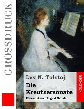 portada Die Kreutzersonate (Großdruck) (German Edition)
