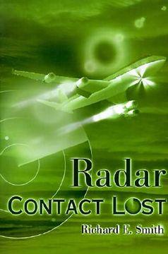 portada radar contact lost