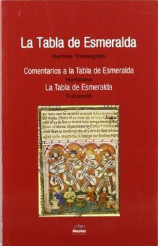 portada La Tabla de Esmeralda