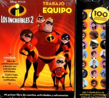 portada Story Sticker Increibles 2