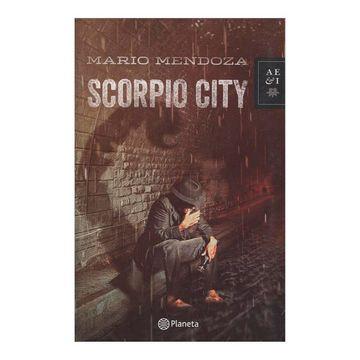 portada Scorpio City