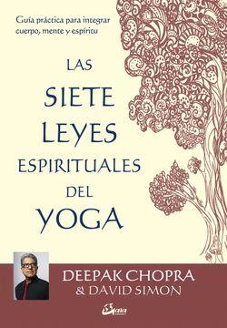 portada Las Siete Leyes Espirituales del Yoga
