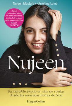 portada Nujeen (Harpercollins)