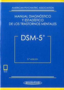 portada Dsm-5. Manual Diagnóstico y Estadístico de los Trastornos Mentales (Incluye Ebook)