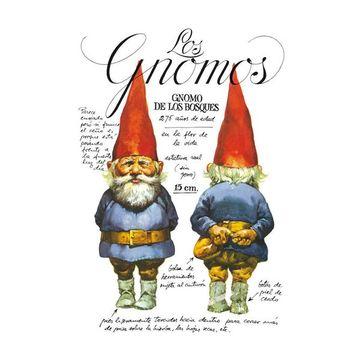 portada Los Gnomos (Libros Ilustrados)