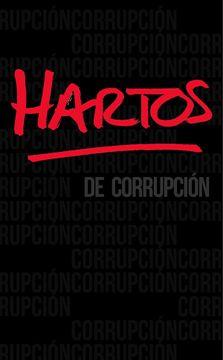 portada Hartos de Corrupcion - Herder