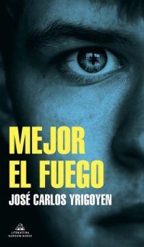 portada MEJOR EL FUEGO