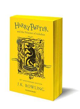 portada Harry Potter and the Prisoner of Azkaban – Hufflepuff Edition (libro en Inglés)