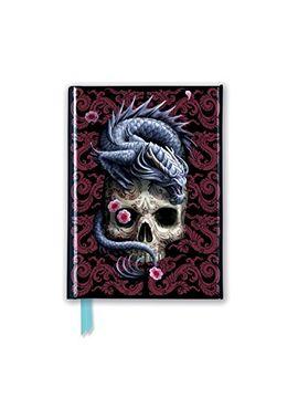 portada Anne Stokes: Oriental Dragon (Foiled Pocket Journal) (Flame Tree Pocket Books) (libro en inglés)