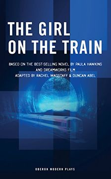 portada The Girl on the Train (Oberon Modern Plays) (libro en inglés)