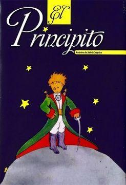 Libro El Principito, Antoine De Saint Exupéry, ISBN