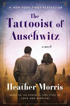 portada The Tattooist of Auschwitz (libro en Inglés)