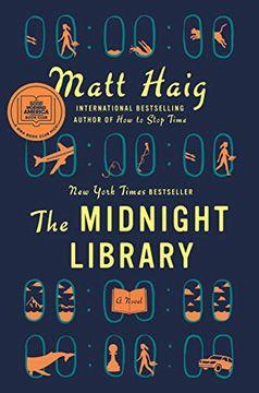 portada The Midnight Library (libro en Inglés)