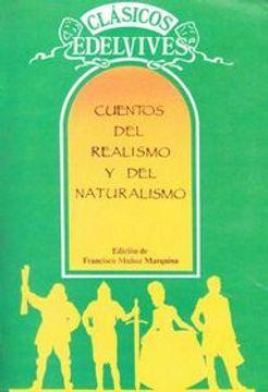 portada CUENTOS DEL REALISMO Y DEL NATURALISMO