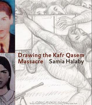 portada Drawing the Kafr Qasem Massacre (libro en Inglés)