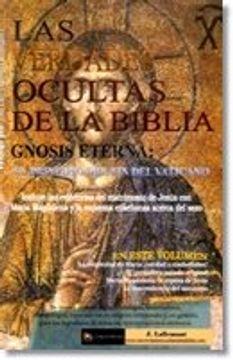 portada LAS VERDADES OCULTAS DE LA BIBLIA