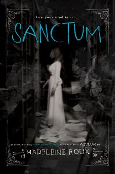 portada Sanctum: An Asylum Novel - Harper Collins usa *Out of Print (libro en Inglés)