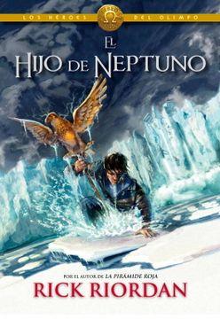 portada LOS HEROES DEL OLIMPO 2 - EL HIJO DE NEPTUNO