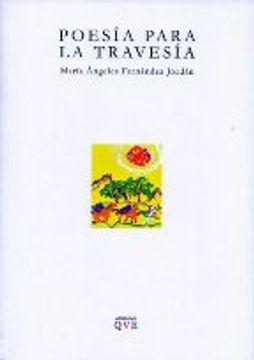 portada POESIA PARA LA TRAVESIA