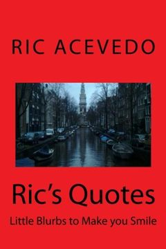 portada Ric's Quotes: Little Blurbs to Make You Smile