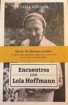portada Encuentros con Lola Hoffmann