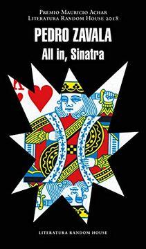 portada All in, Sinatra (Premio Achar 2018)