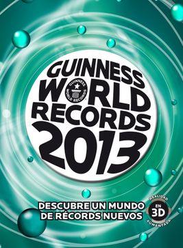 portada Guinness World Records 2013