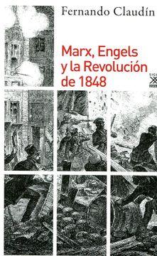 portada Marx, Engels y la Revolución de 1848