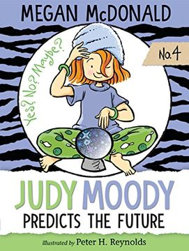 portada Judy Moody Predicts the Future (libro en Inglés)