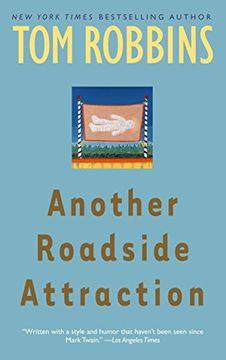 portada Another Roadside Attraction (libro en Inglés)