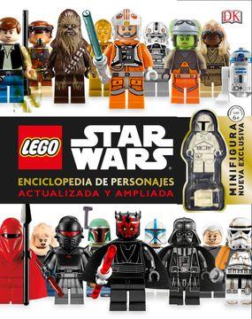 portada Lego Star Wars. Enciclopedia de Personajes Actualizada y Ampliada