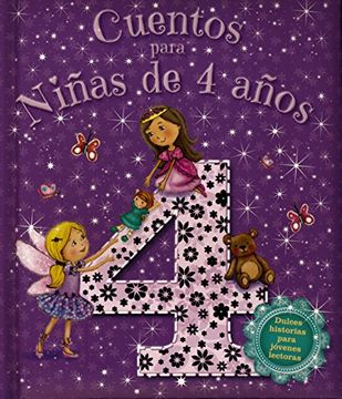 portada Cuentos Para Niñas de 4 Años