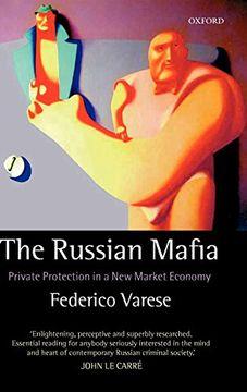 portada The Russian Mafia: Private Protection in a new Market Economy (libro en Inglés)