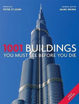 portada 1001 Buildings you Must see Before you die (libro en Inglés)