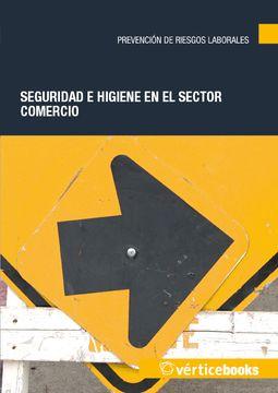 portada seguridd e higiene en el sector comercio