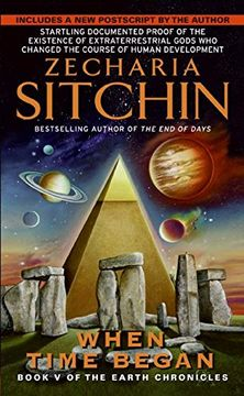 portada When Time Began: Book v of the Earth Chronicles: 5 (libro en Inglés)