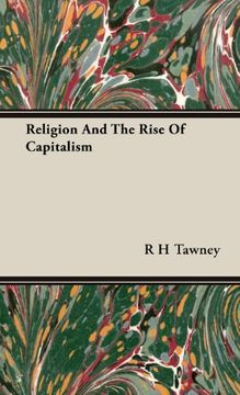portada Religion and the Rise of Capitalism (libro en inglés)